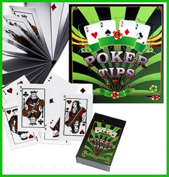 Tips Poker im Karton