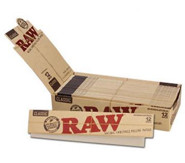 Raw Papers Extra Lang 28cm