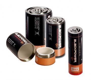 Batterie Dosen Safe Set