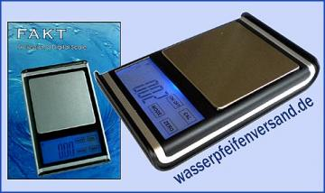 Fakt Digitalwaage 200g mit Toch Display