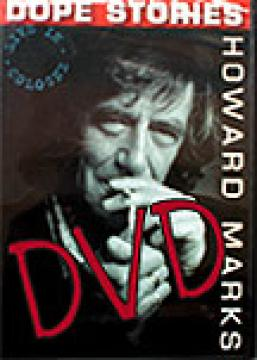 DVD Dope Stories, Howard Marks