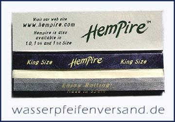Hempire King Size Hanf Papers Einzelpackung