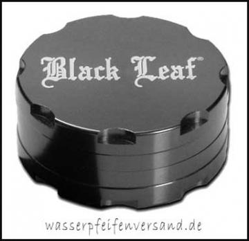 Black Leaf Alugrinder