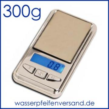 Die Mini-Scale unter den Digitalwaagen! 300gWaage