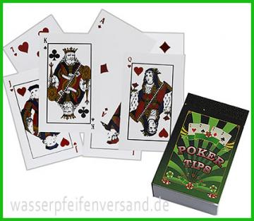 Filter Poker Tips breit Einzel-Pack