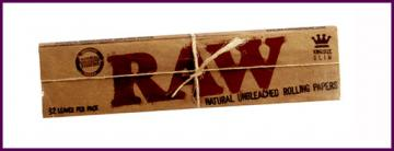 Raw Papers King Size Slim Einzelpack