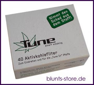Tune Eindrehfilter,40er Packung