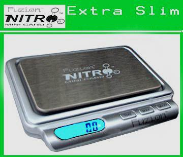 Fuzion NITR Digitalwaage 250g