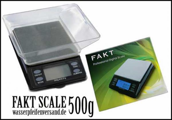 Fakt U Digitalwaage 500g
